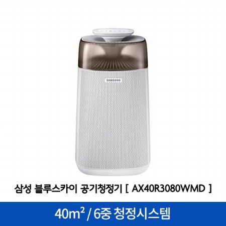 블루스카이 공기청정기 AX40R3080WMD [40m² / 6중 청정시스템]