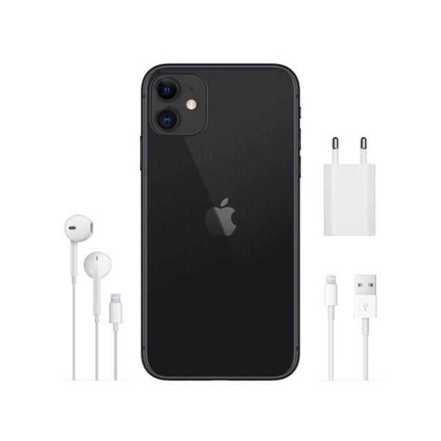 [자급제/공기계] 아이폰11 64GB [블랙][MWLT2KH/A]