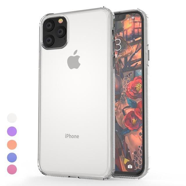 나하로 아이폰11 프로 맥스 리얼슬림 케이스