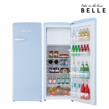 RS24ASB / 벨 레트로 냉장고 240L 1등급